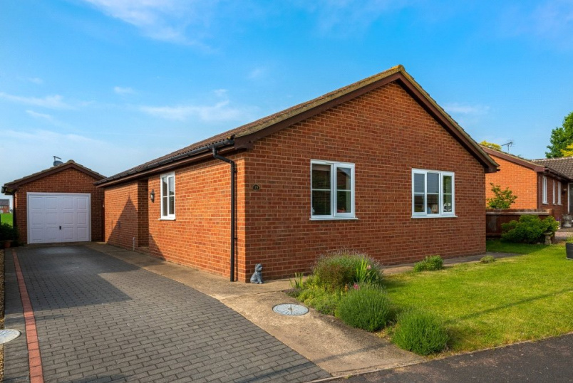 Bungalow new instruction - Holly Drive, Bourne, PE10