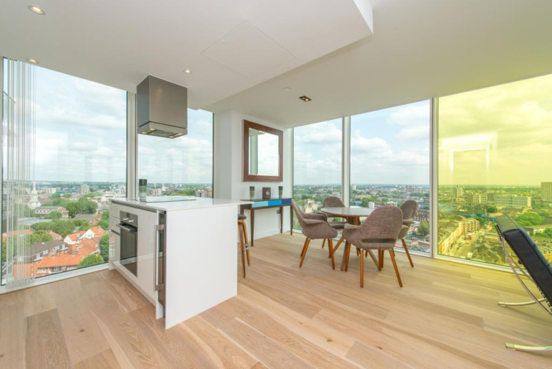 Flat/apartment to let - Avantgarde Tower, 1 Avantgarde Place, London, E1