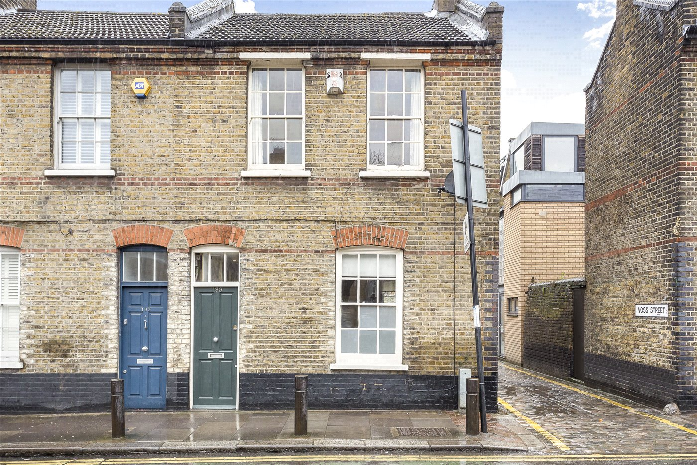 3 bedroom property for sale in vallance road  london  e2