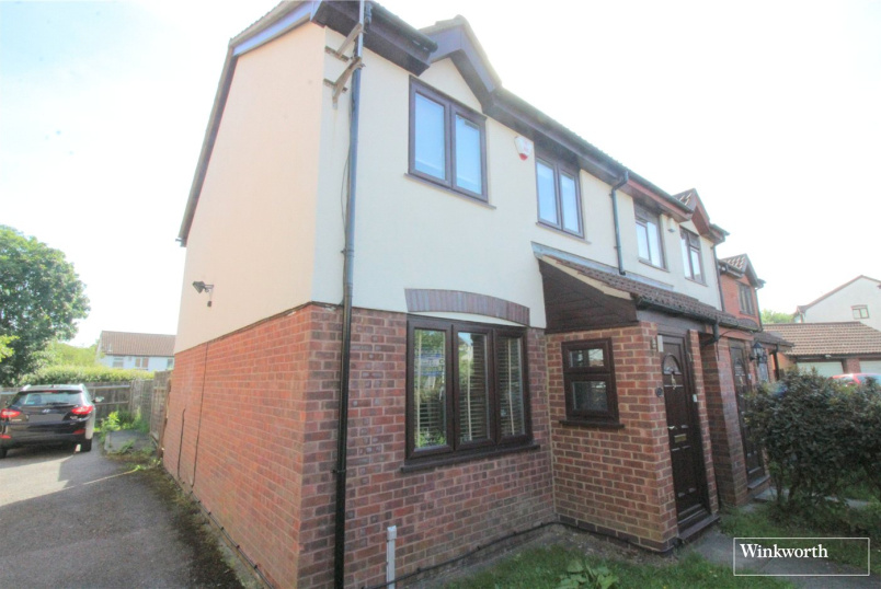 House new instruction - Kelly Court, Borehamwood, Hertfordshire, WD6