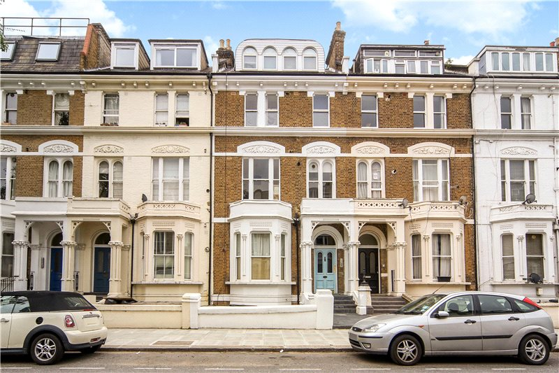 Flat/apartment for sale - Sinclair Road, Brook Green, W14