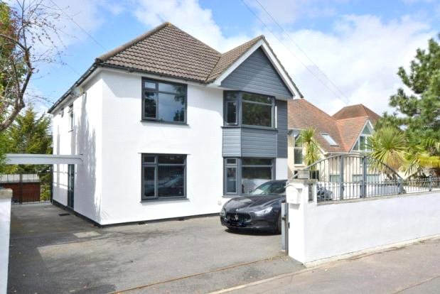 House new instruction - Canford Cliffs Road, Canford Cliffs, Poole, BH13