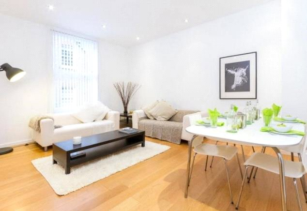 Flat/apartment to let - Bingham Place, London, W1U