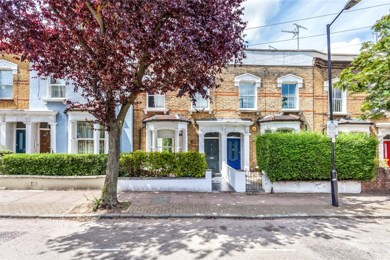 House new instruction - Canning Road, London, N5