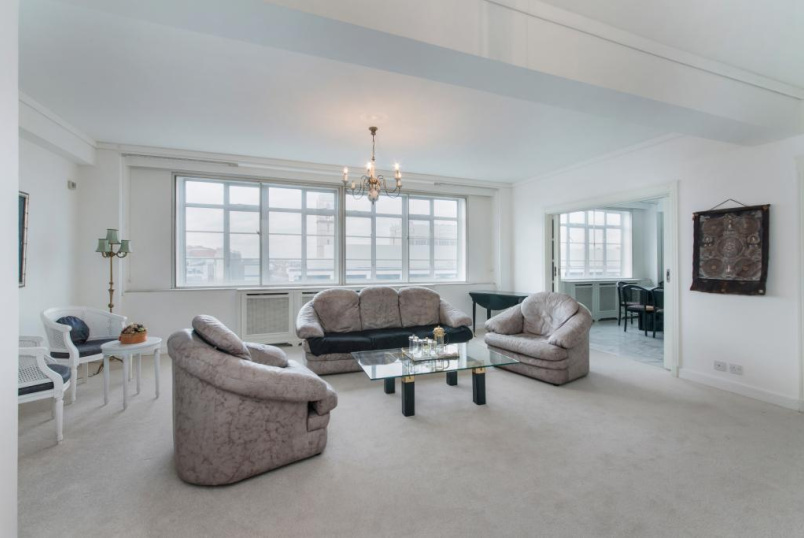 Flat/apartment to let - Princes Gate, London, SW7