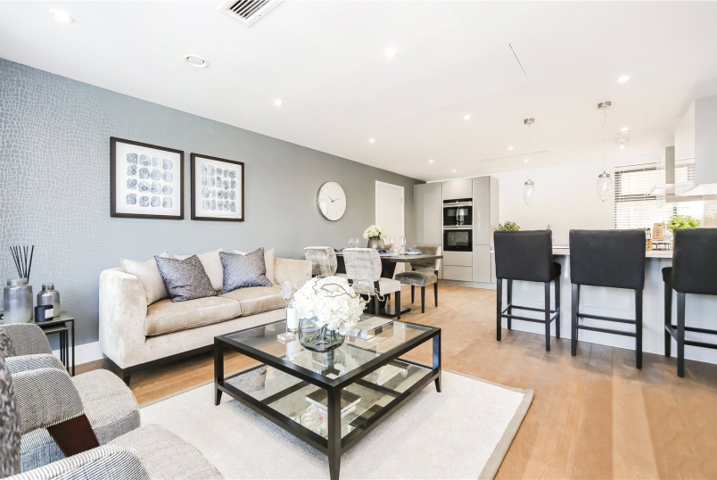 Flat/apartment new instruction - Allmand Place, 138-144 Granville Road,, Childs Hill, NW2