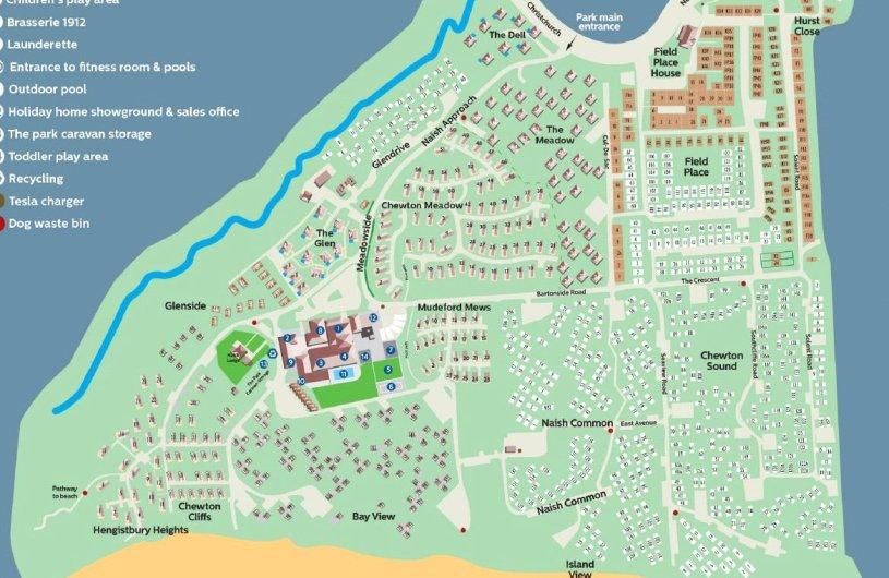 2 Bedroom Property For Sale In Hoburne Naish Park