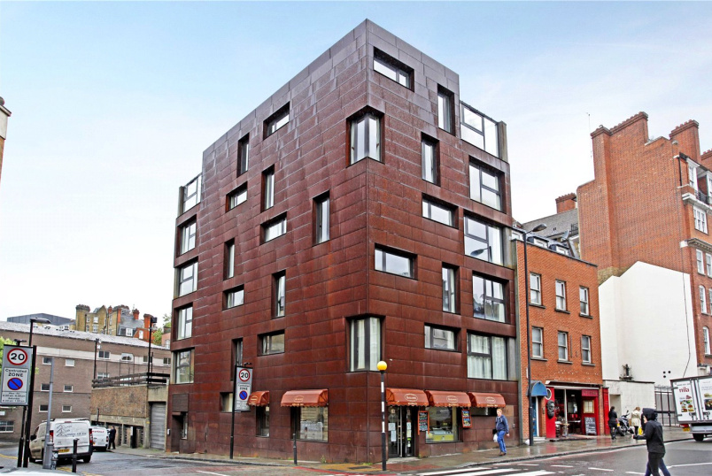 Flat/apartment new instruction - Topham Street, London, EC1R