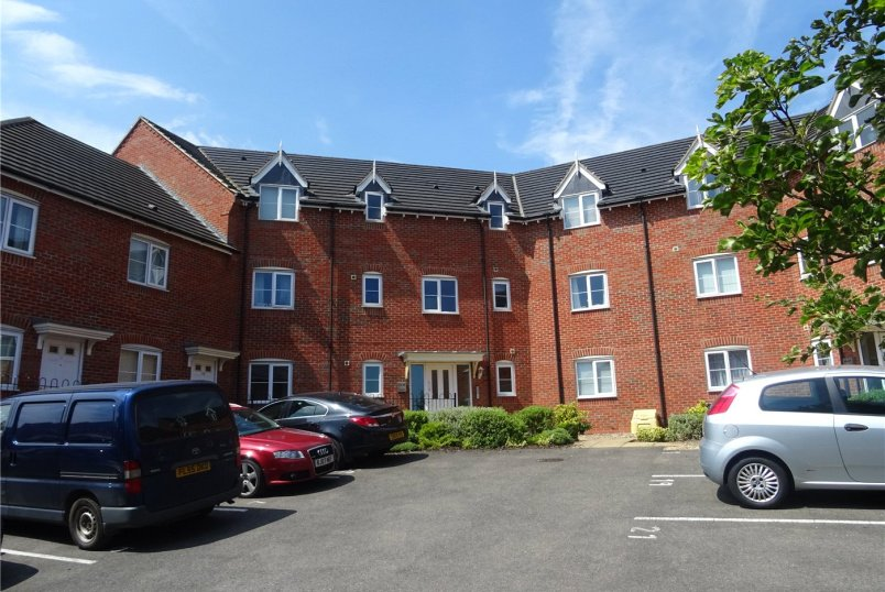 Flat/apartment for sale in Newark - The Crossings, Newark, NG24