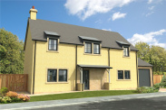 View of Plot 5, The Borthwick, Coatburn Green, TD6