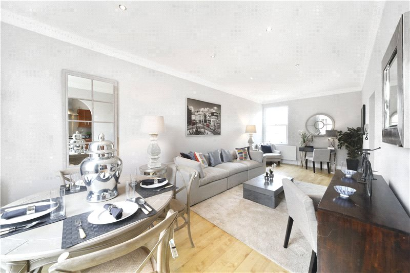 Flat/apartment to rent in Hammersmith - Batoum Gardens, Brook Green, W6