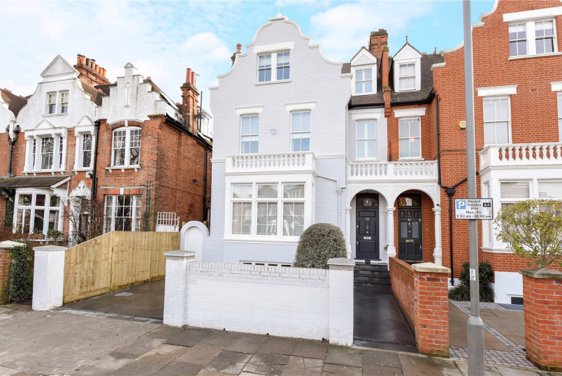 House to rent in Putney - Rusholme Road, London, SW15