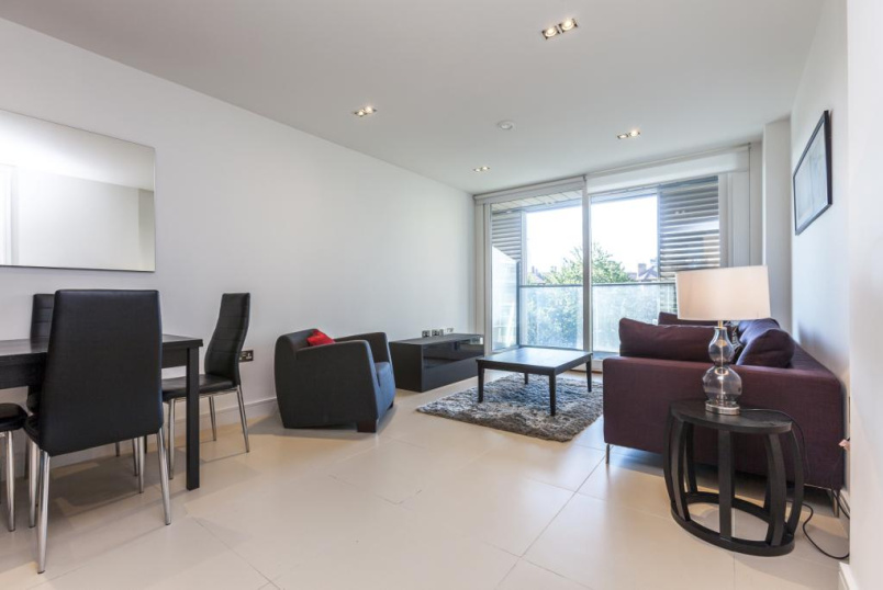 Flat/apartment to rent in Shoreditch - The Spectrum Buildings, East Road, London, N1