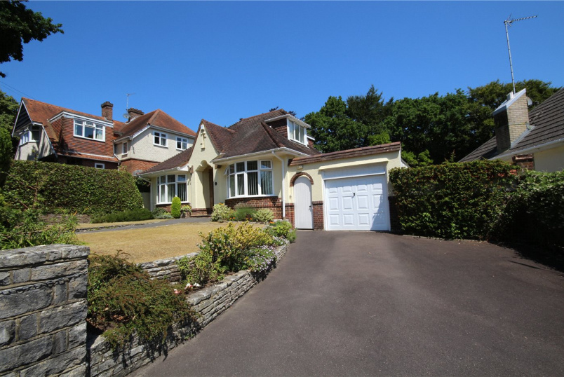 Bungalow for sale in Poole - Anthonys Avenue, Lilliput, Poole, BH14