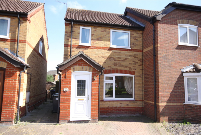 House for sale in Sleaford - Beechtree Close, Ruskington, Sleaford, NG34