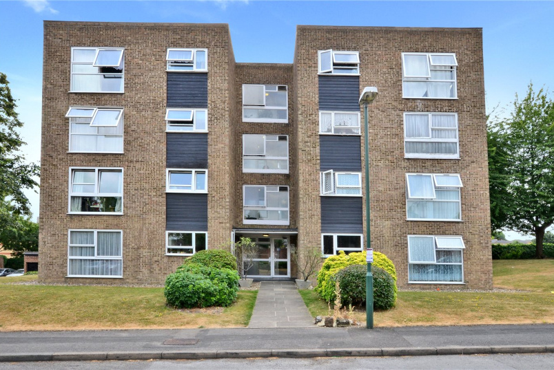 Flat/apartment for sale in Cheam - Audley Place, Sutton, SM2