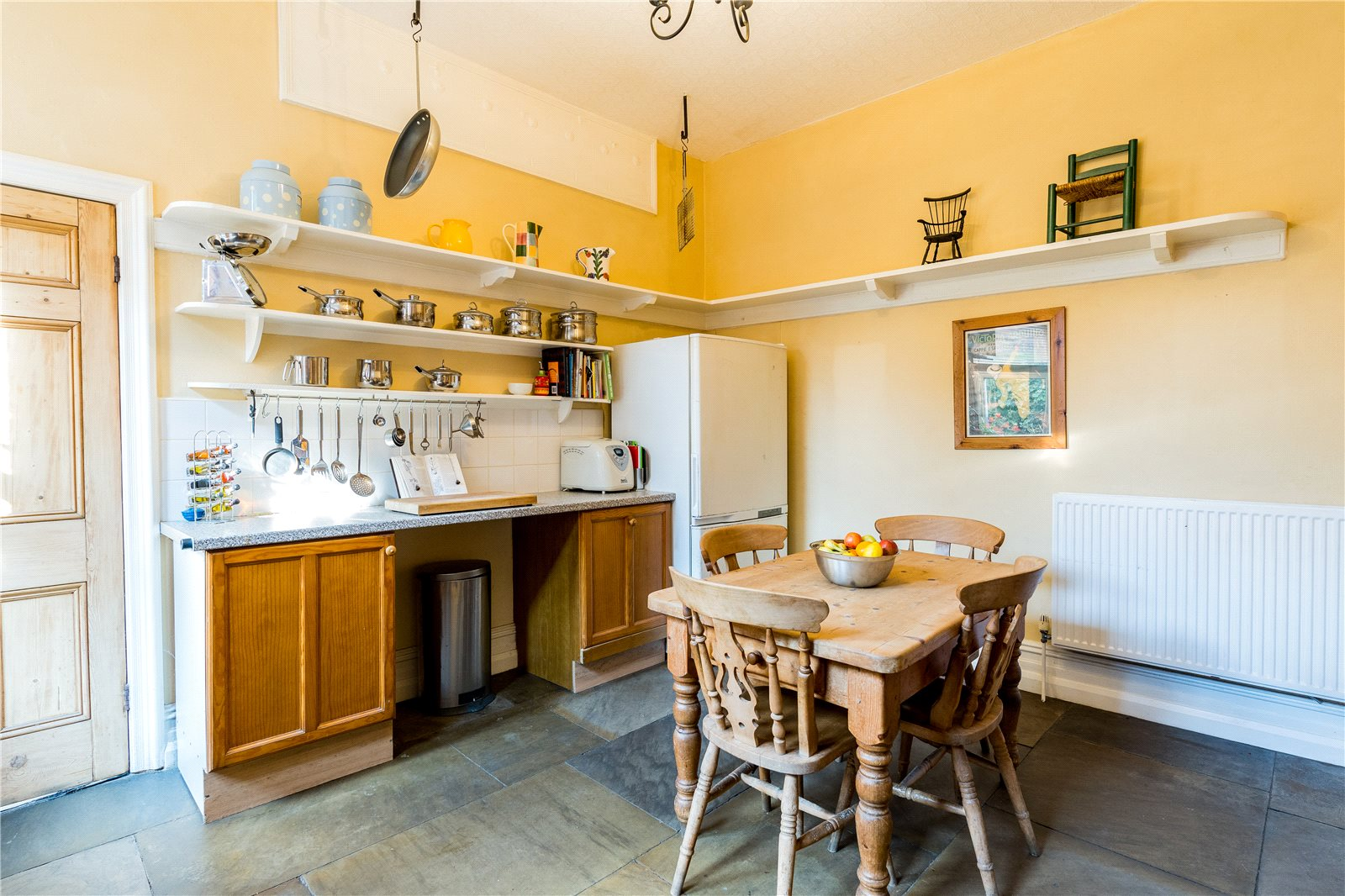 Property for sale in Wakefield, kitchen dining area, characterful
