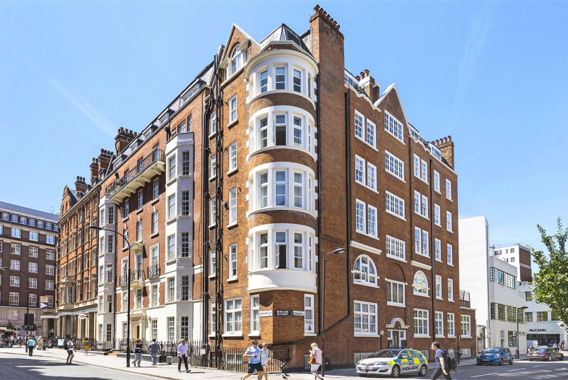 Flat/apartment for sale in West End - Bernard Mansions, Bernard Street, London, WC1N