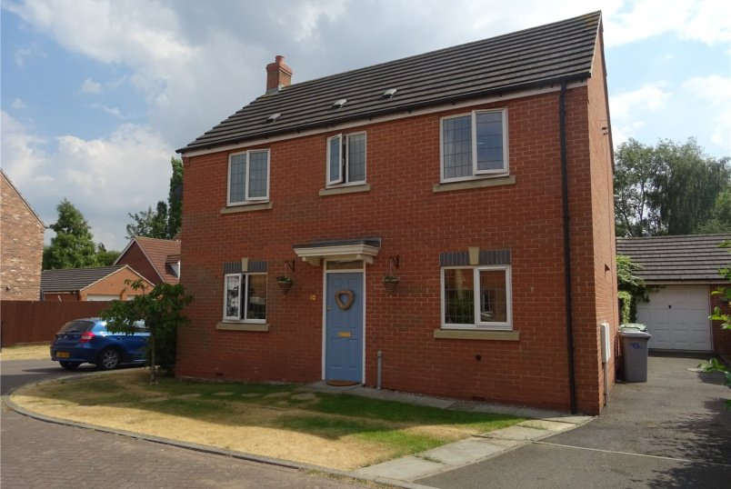 House for sale in Newark - Syerston Way, Newark, NG24