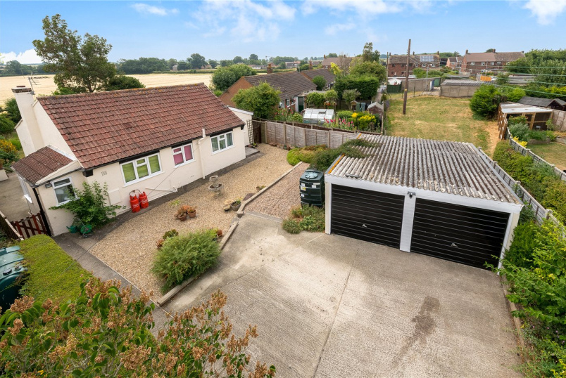 Bungalow for sale in Grantham - School Lane, Old Somerby, Grantham, NG33