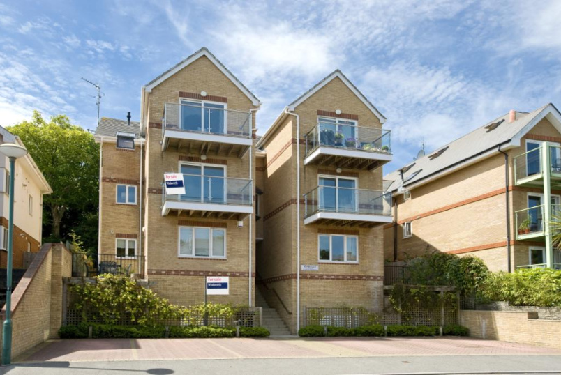 Flat/apartment for sale in Westbourne - Studland Road, Alum Chine, Bournemouth, BH4