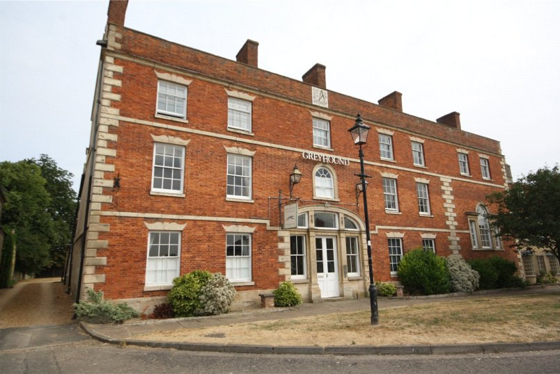 Flat/apartment for sale in Sleaford - Apartment 10, The Greyhound, Folkingham, NG34