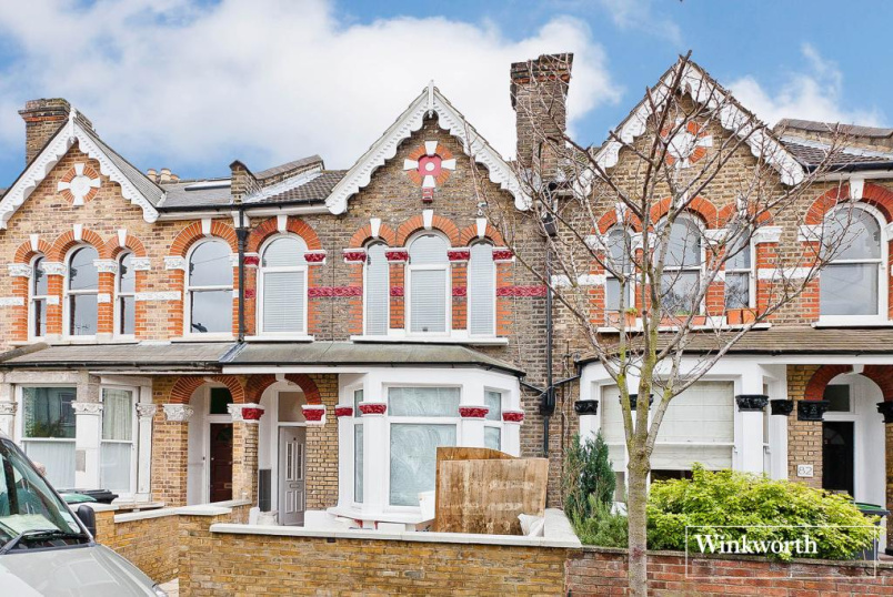 House to rent in Harringay - Umfreville Road, London, N4