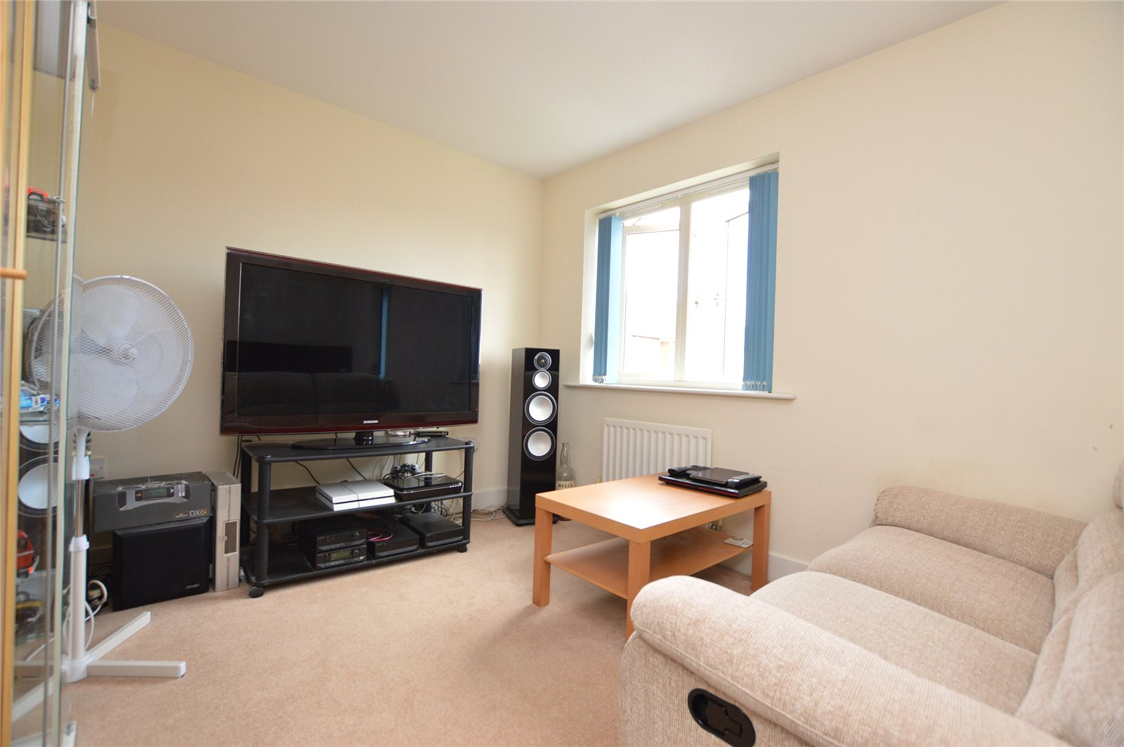 Property for sale in Allerton Bywater, living room area
