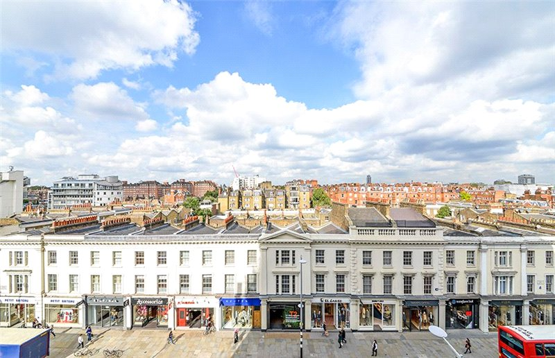 Flat/apartment for sale in Knightsbridge & Chelsea - Whitelands House, Cheltenham Terrace, London, SW3