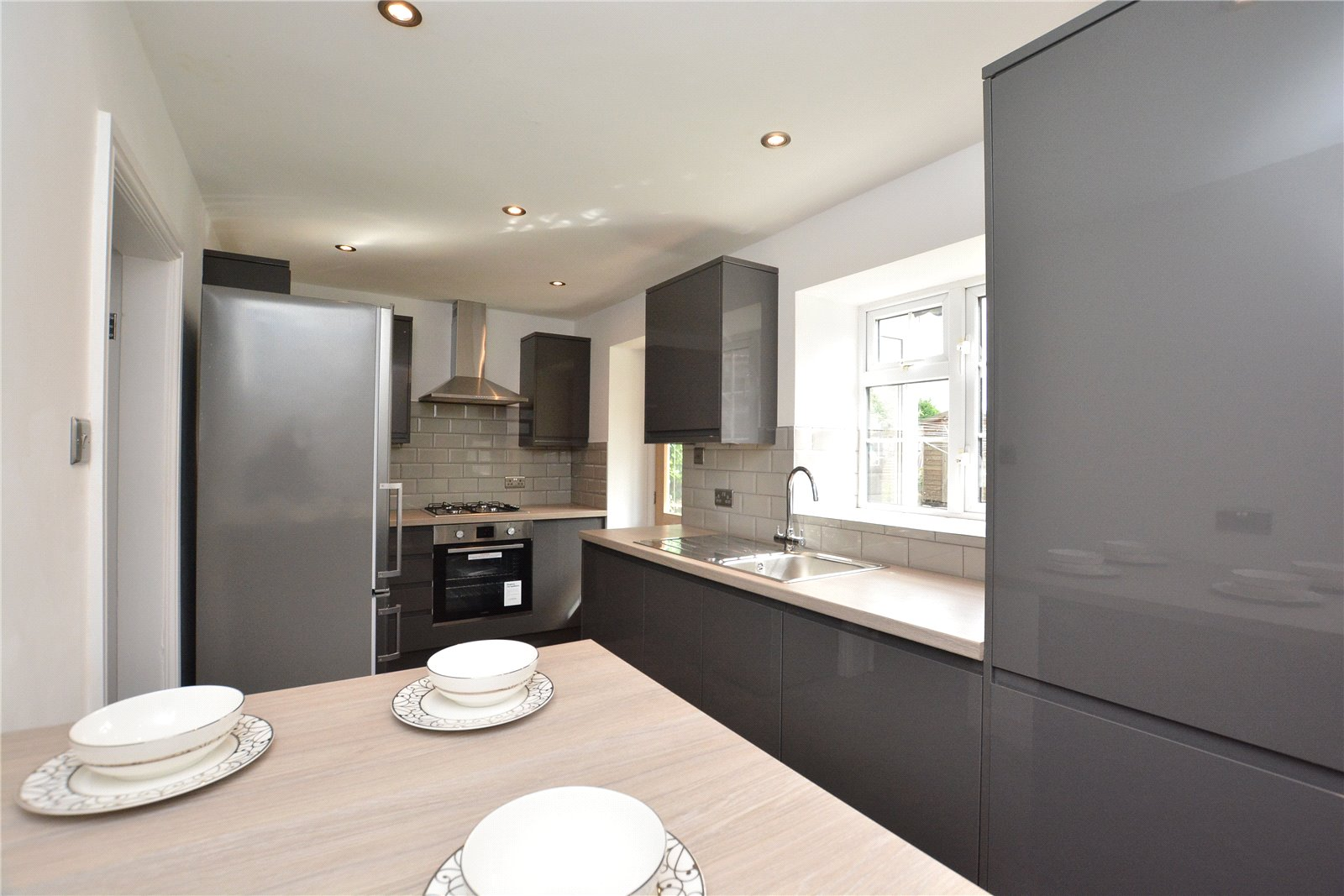 property for sale in Spofforth, kitchen area
