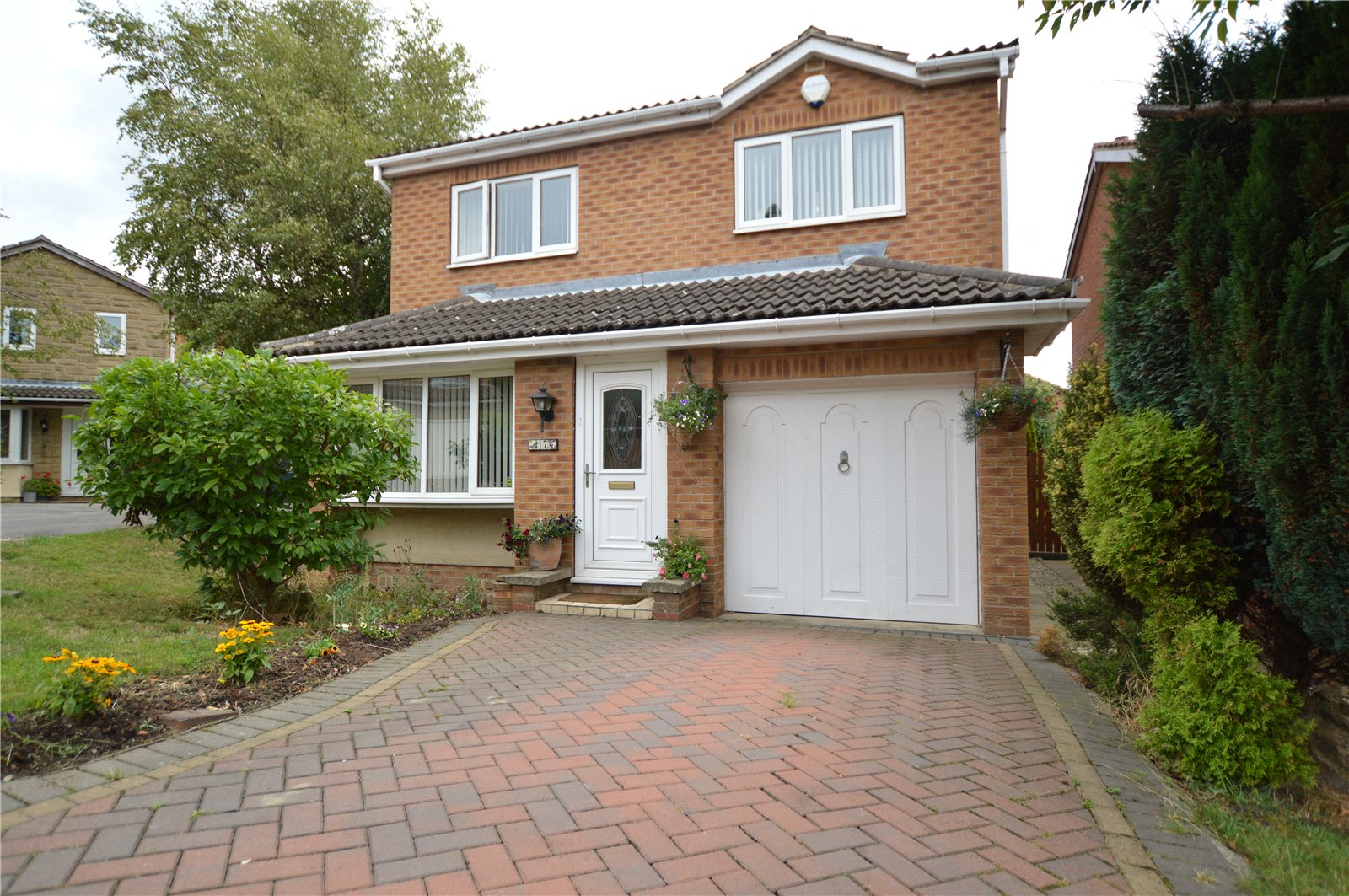 property for sale in Morley, exterior of detached home