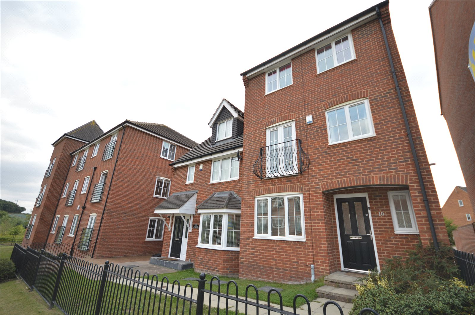Property for sale in Beeston, exterior