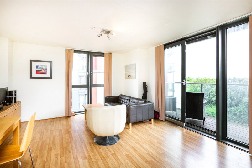 Flat/apartment to rent in Hackney - Sky Apartments, Homerton Road, London, E9