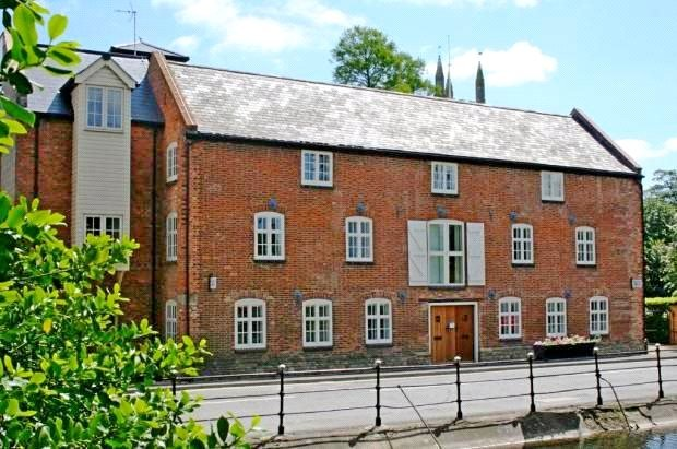 Maisonette for sale in Bourne - The Corn Mill, South Street, Bourne, PE10