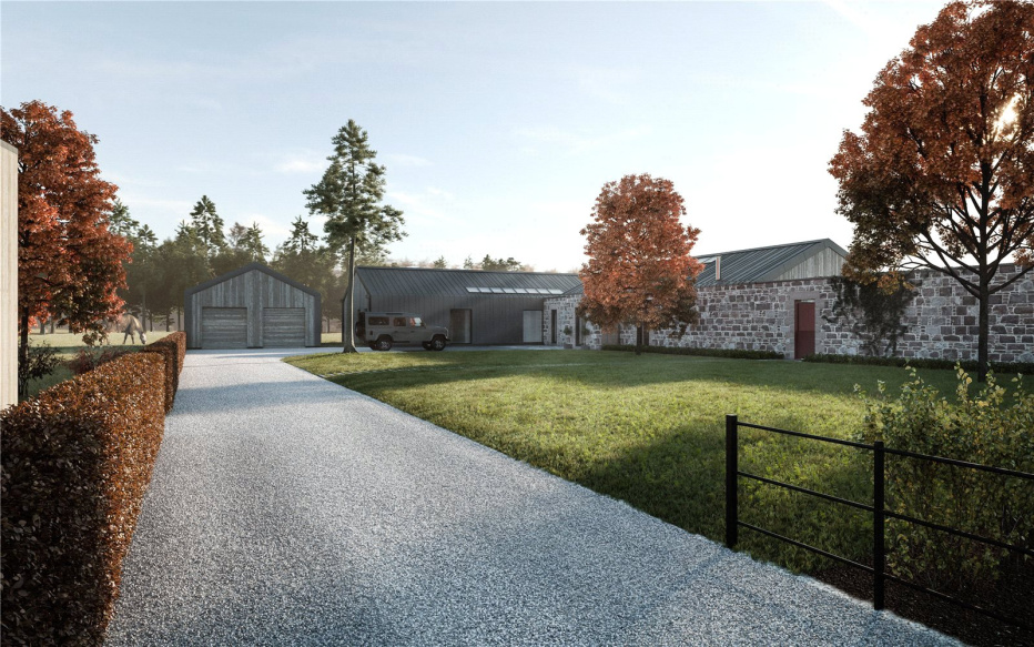 Image 3 of Plot 1, Fasque House Estate, Fettercairn, Laurencekirk, AB30