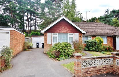 Connaught Crescent, Brookwood, Woking, GU24