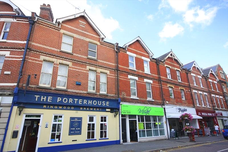 Maisonette to rent in Westbourne - Poole Road, Bournemouth, Dorset, BH4