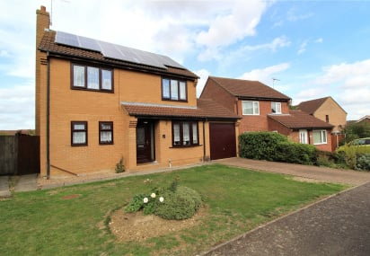Meadowsweet Close, Haverhill, Suffolk