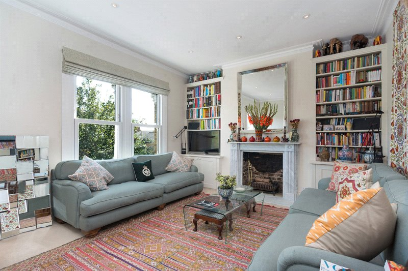 Flat/apartment for sale in Kensal Rise & Queen's Park - Fernhead Road, London, W9