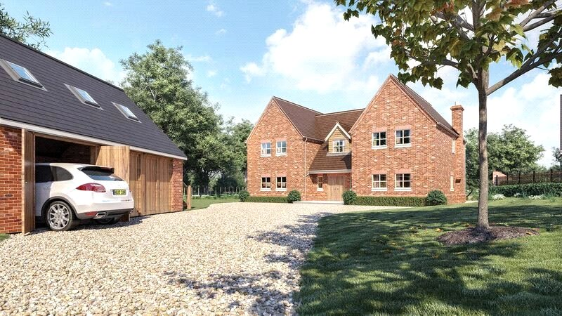 House for sale in Sway - Broadmead, Sway, Lymington, SO41