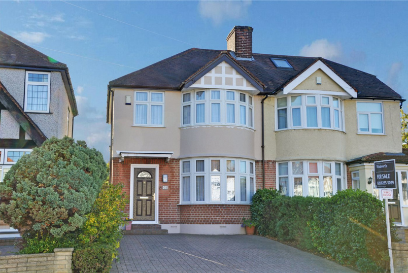 House for sale in Chislehurst - Greenway, Chislehurst, BR7