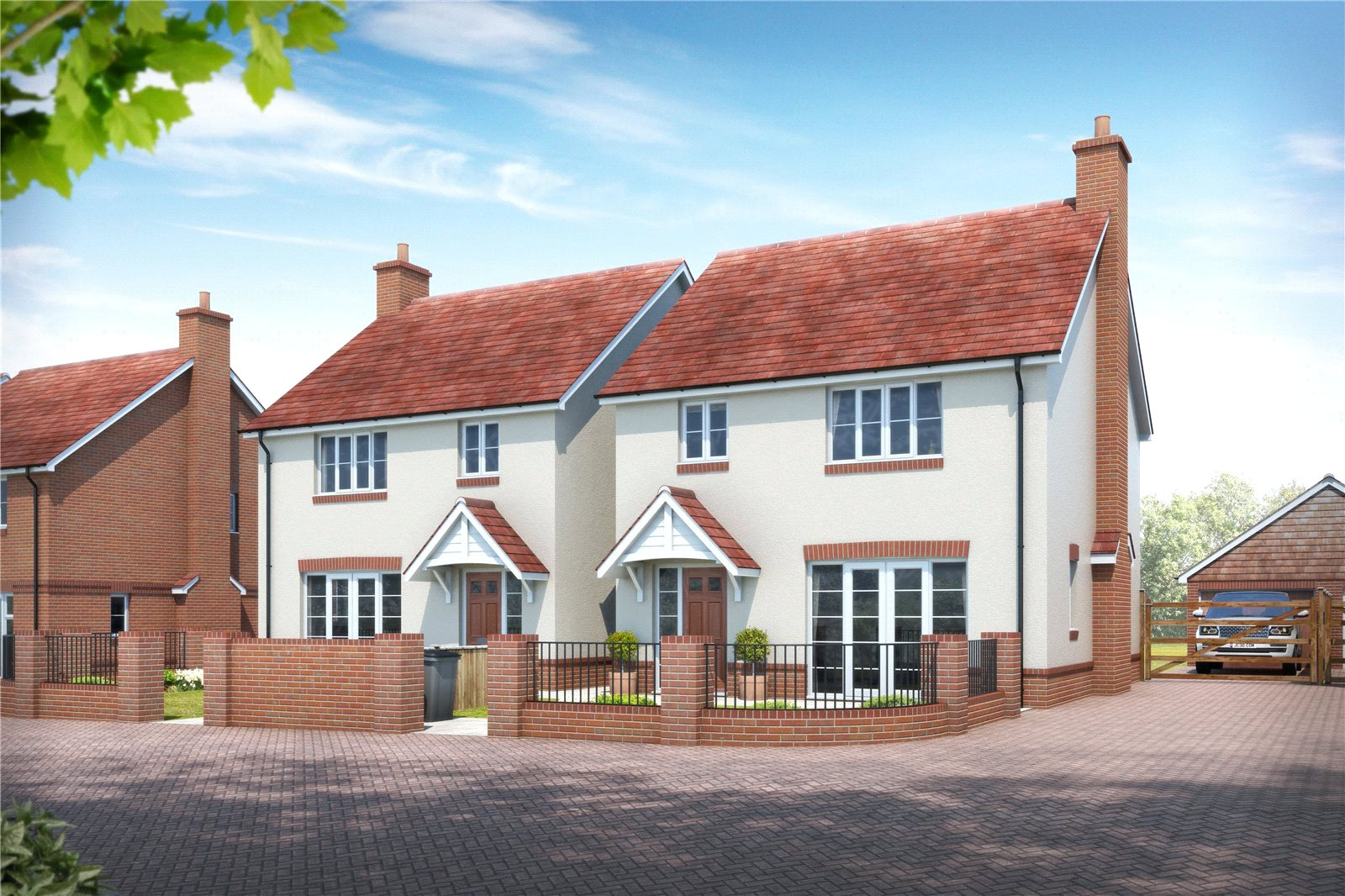 Plot 3 - 3 Bed Detached - £645,000