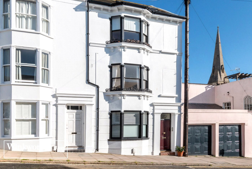 Flat/apartment for sale in Brighton & Hove - Montpelier Street, Brighton, BN1