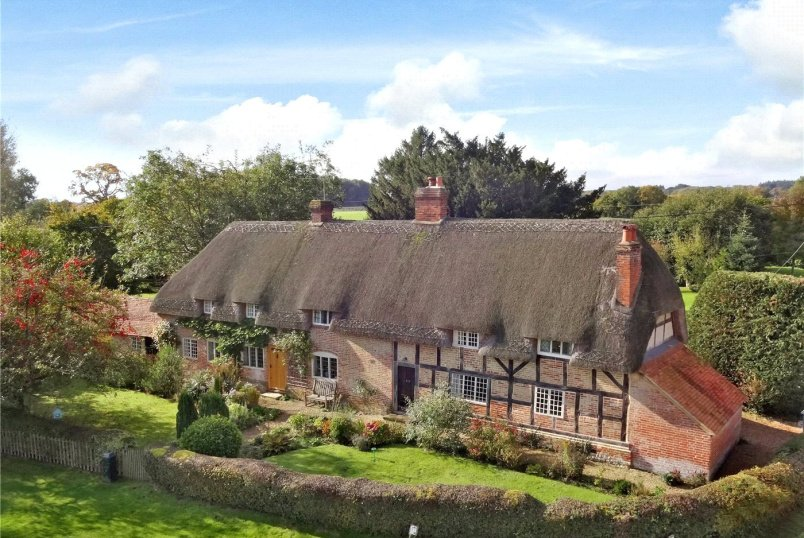 House to rent in Salisbury - The Marsh, Breamore, Fordingbridge, SP6