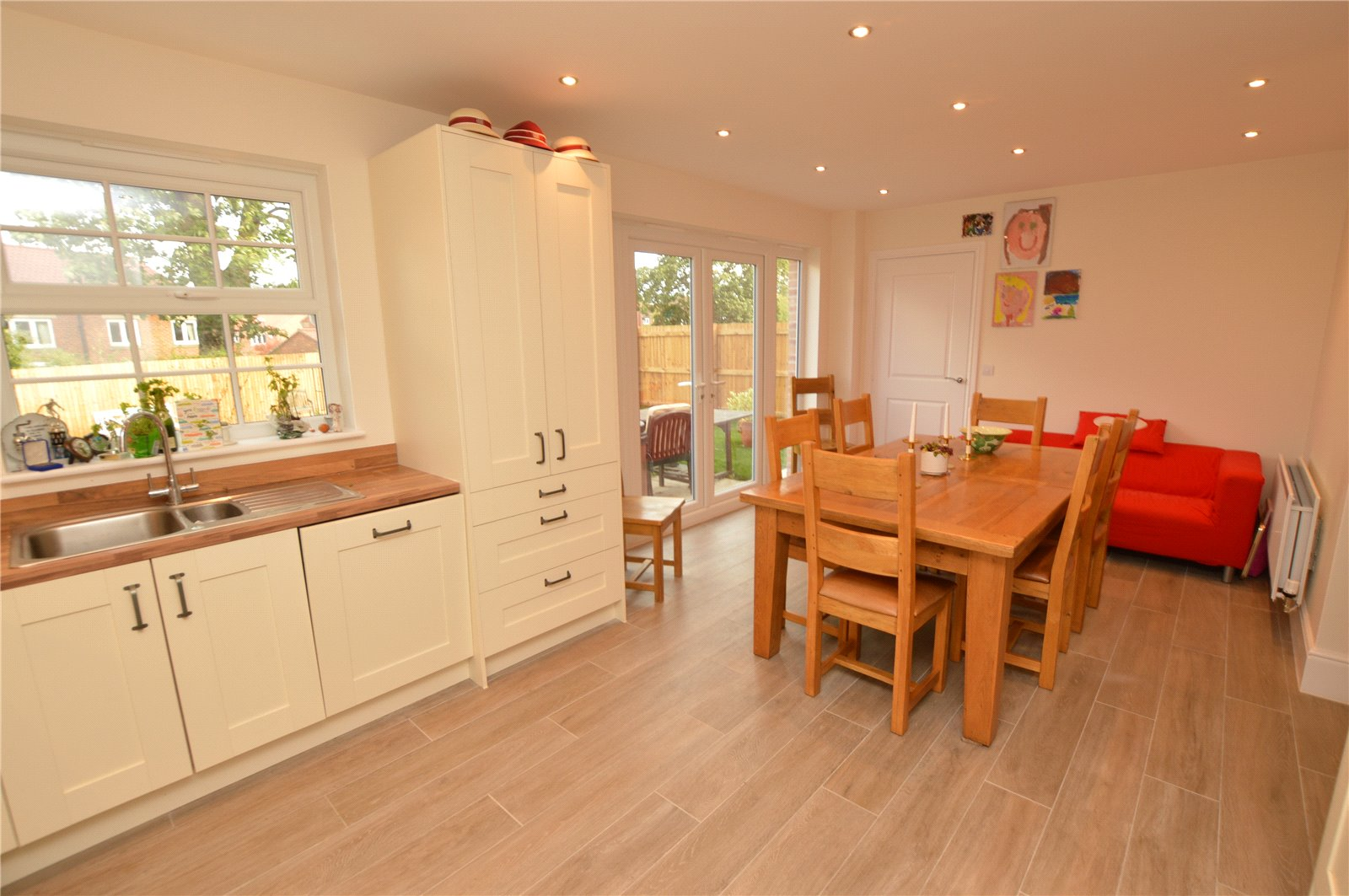 property for sale in Wetherby, interior living room