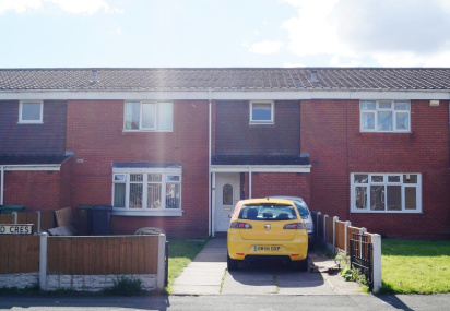 Catisfield Crescent, Pendeford