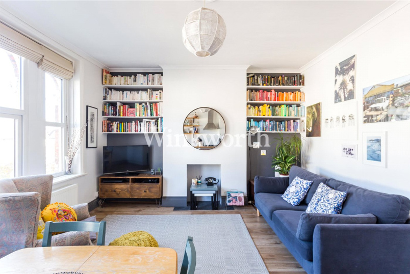 Flat/apartment for sale in Harringay - Umfreville Road, Harringay, N4