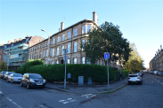 View of Clouston Street, North Kelvinside, Glasgow, G20
