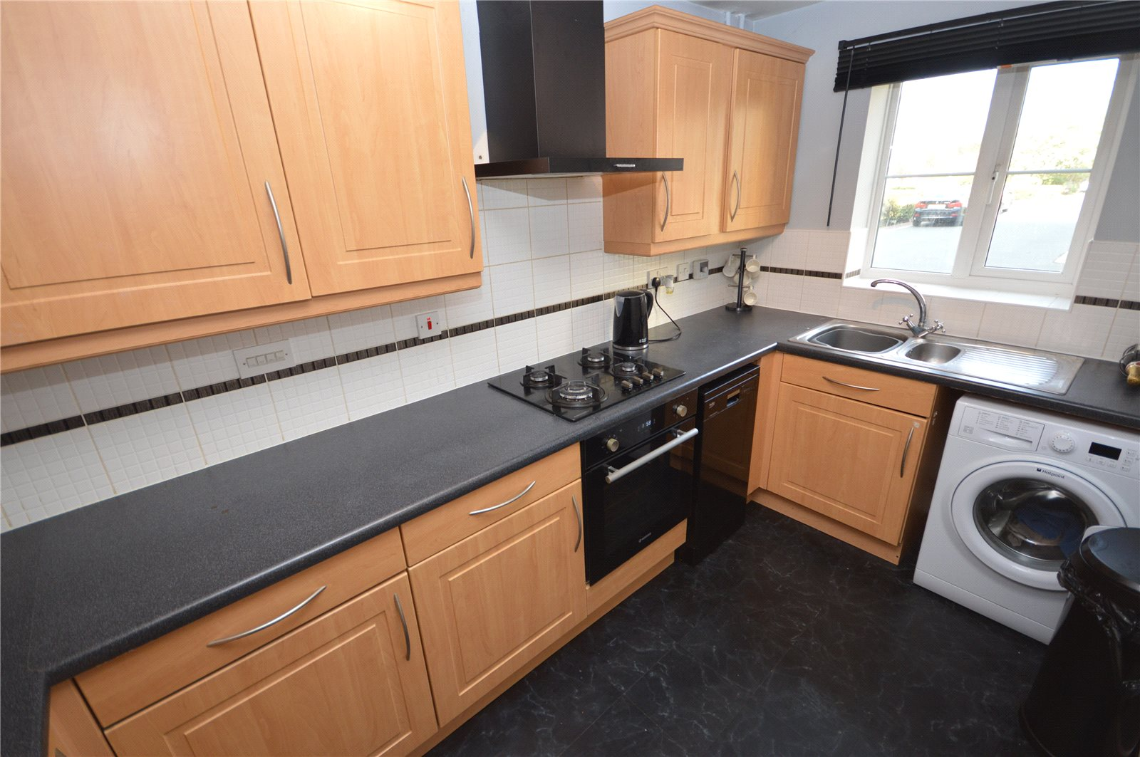 property for sale in Bradford, interior fitted kitchen