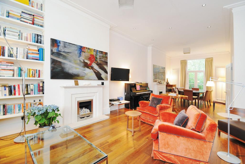House to rent in North Kensington - St. Lawrence Terrace, London, W10